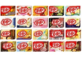 รู้หรือไม่ KitKat แต่ละรส มาจากที่ไหนบ้างในญี่ปุ่น??