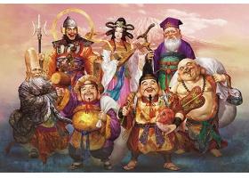 ทำความรู้จัก...เทพเจ้าแห่งโชคลาภทั้ง 7 ของญี่ปุ่น