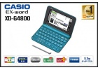 Talking Dict CASIO XD-G4800 สีฟ้า