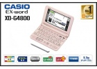 Talking Dict CASIO XD-G4800 สีชมพู