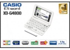 Talking Dict CASIO XD-G4800 สีขาว
