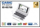 Talking Dict CASIO XD-K6700 สีเงิน