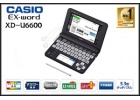 Talking Dict CASIO XD-U6600 สีดำ