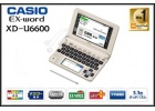 Talking Dict CASIO XD-U6600 สีทอง